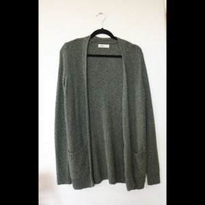 Hollister Knitted Sweater Cardigan